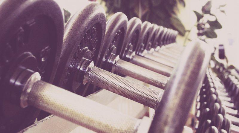 Sprzęt na siłownię